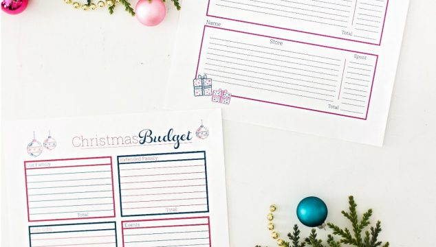 Stress Free Holidays Start with a Budget for Christmas