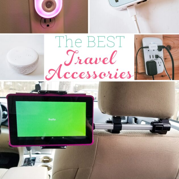 Travel Accessories for a Successful and Fun Road Trip