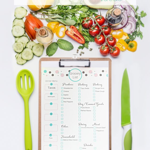 Quick Meal Planning Ideas for Busy Moms