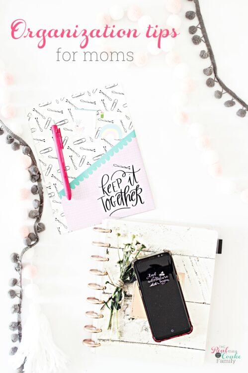 planner and folder for planner