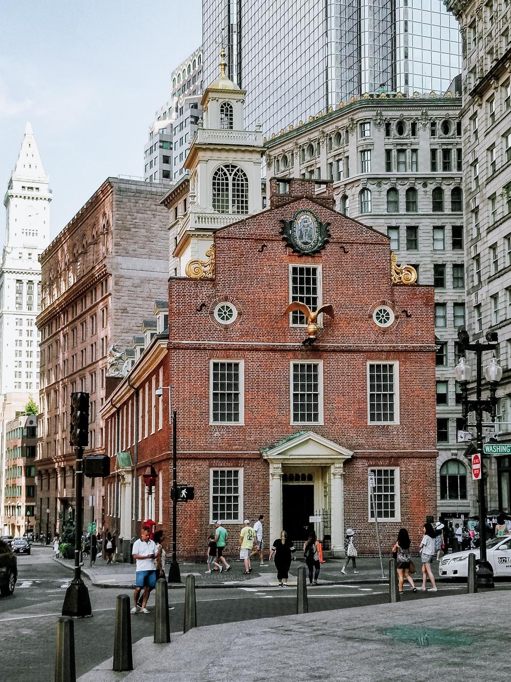 old building in Boston