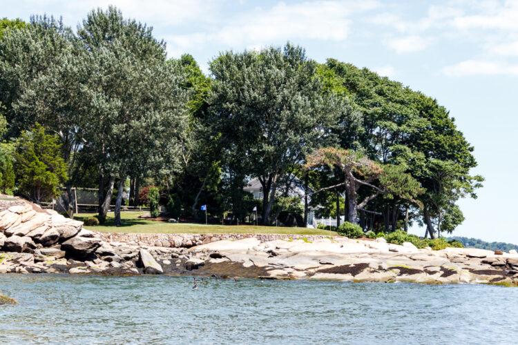 thimble islands, connecticut